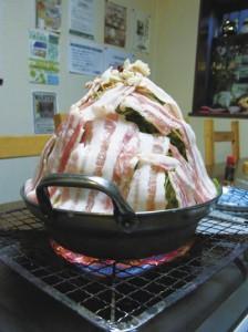 名物モツ鍋