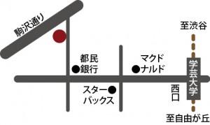 晴庵map