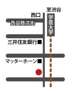 タミーフラワー地図